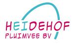 Heidehof Pluimvee B.V. Logo